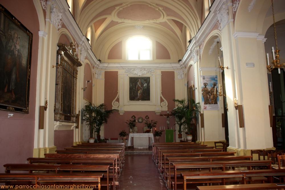 parrocchia santa margherita maddaloni