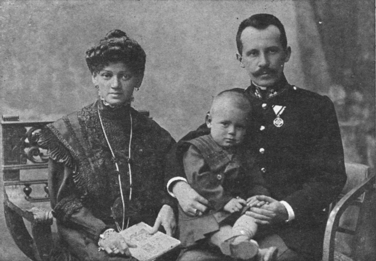 Emilia_and_Karol_Wojtyla_with_Edmund